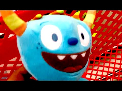 COBBY from HENRY HUGGLEMONSTER [DISNEY] Stuffed Toy TOY REVIEW