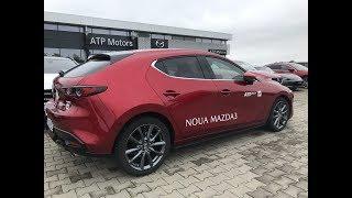 191 # Ce conduc acum? Noua Mazda 3 hatchback!