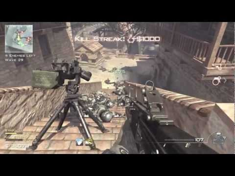 MW3 Sanctuary Survival wave 32 w/masterciku