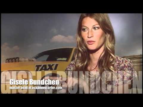 Gisele Bundchen interview
