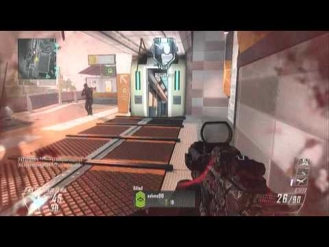Black Ops 2 - Uprising PS3 DLC - (Good) or Bad - Peacekeeper Gameplay