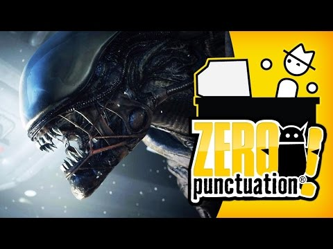 Alien Isolation - Surprising Survival Horror (Zero Punctuation)