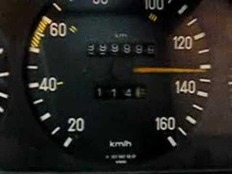 W123 240D (Neca) 1000000 KM