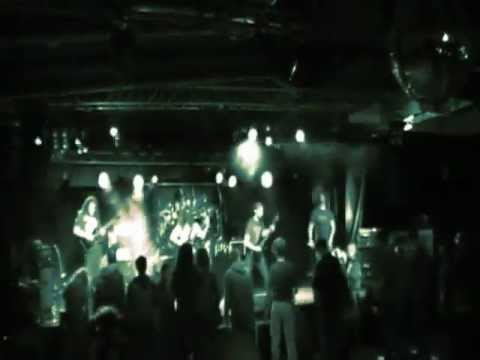 Pestifer - Carcinogenic Matter live at Warm Up festival (Paris)