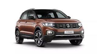 India-bound Volkswagen T-Cross: Fresh details emerge | CAR NEWS 2019