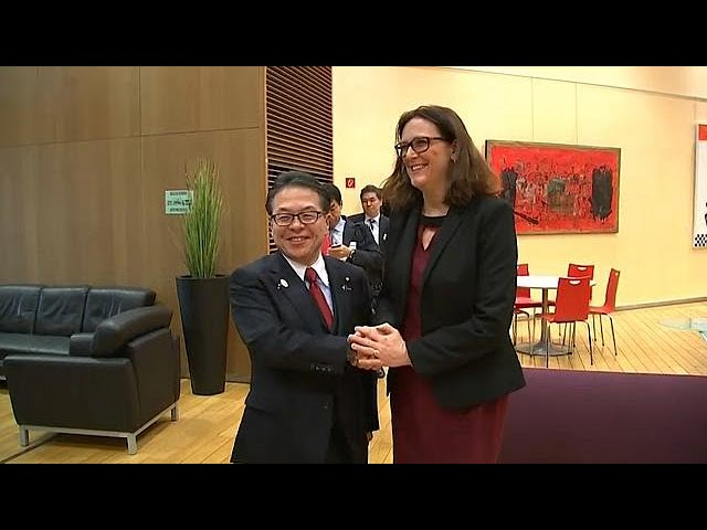 EU and Japan want exemption from US metal import tariffs