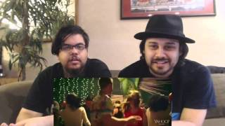 SUPER REACTION BROS REACT & REVIEW Mr Right Official Trailer!!!!