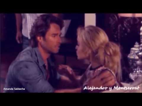 Alejandro y Montserrat - Tienes - Lo Que La Vida Me Robó