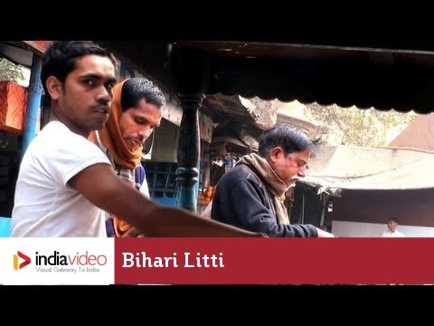 Bihari Litti, a Traditional Cuisine