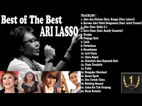 Ari Lasso feat Melly Goeslaw, BCL, Ariel Tatum & Sandy Canester | Full Music | Playlist | Best Audio