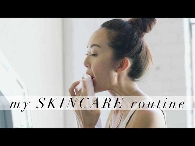 My Skincare Routine - Chriselle Lim