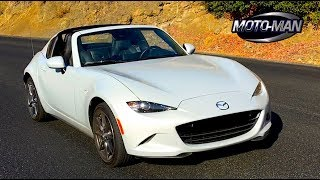2019 Mazda MX-5 Miata RF: Does more power make a difference? FIRST DRIVE REVIEW