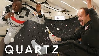 Space champagne science ready for celebrating space travel