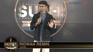 Download Lagu Ridwan Remin: Anak Gunung Dibilang Keren – SUPER Stand Up Seru eps 176 Gratis STAFABAND