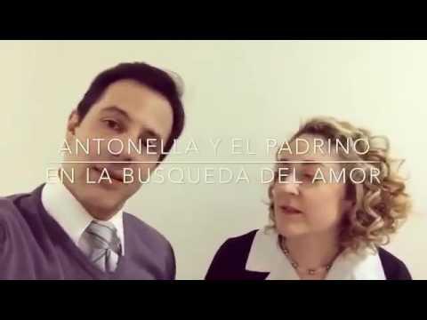 David Muri Entrevista a Antonella Querzoli(Amanda) Nuevo Look (26/09/2016)