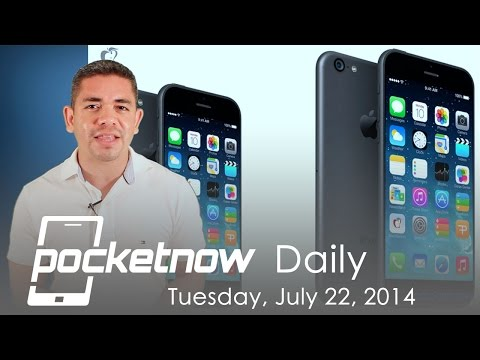 iPhone 6 orders, iPad mini Air specs, HTC One Wear leaks & more - Pocketnow Daily