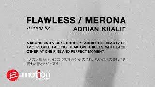 Download Lagu Adrian Khalif - Flawless / Merona (Official Lyric Video) Gratis STAFABAND