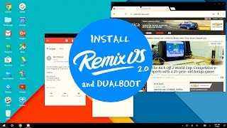 download lagu How To Install Remix Os & How To Dual-boot gratis