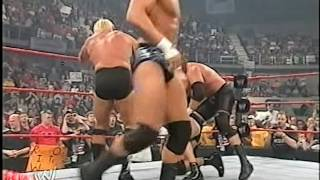 Goldberg & Randy Orton vs. Triple H & Ric Flair [2003-09-08]