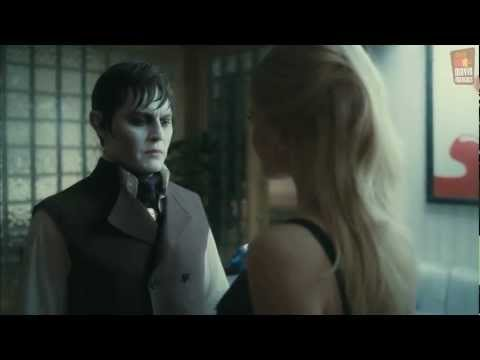 Dark Shadows | Barnabas Featurette (2012) Johnny Depp Tim Burton
