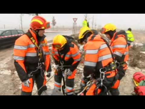 EC funded disaster response exercise with teams from different EU countries