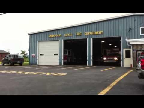 ARVFD Fire Call