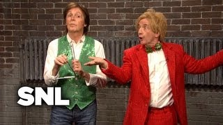 Holiday Pageant Saturday Night Live