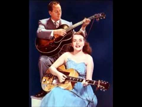 Les Paul And Mary Ford - The Tennessee Waltz
