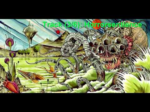 Behold The Arctopus - Horrorscension (Full Album) (2012) (HD)
