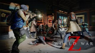 Lets Try World War Z in Pakistan , Game play , Walk through ( #WWZ )