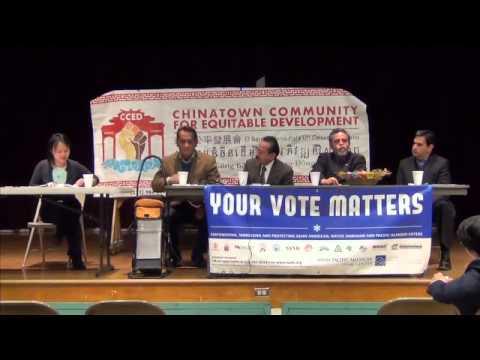 LA City Council District 1 -  Candidate's Forum - Feb 21, 2013
