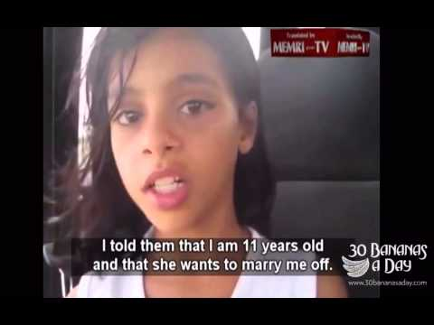 11 Year Old Child Bride Speaks Out Before Being Killed video