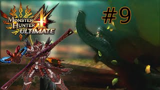 "Monster Hunter 4 Ultimate - Part #9 ""Kecha-Wacha"""