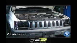 Spec-D 1993-1998 Jeep Grand Cherokee Headlights Installation Video
