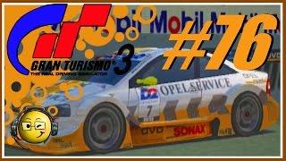 Let's Play Gran Turismo 3: Aspec Part 76: Cote D'Azur Mistral Endurance (Opel Astra Touring Car)