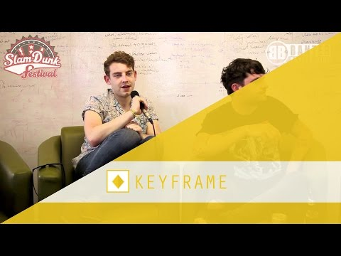 Banter Zine - Lower Than Atlantis Interview - Slam Dunk Festival 2012