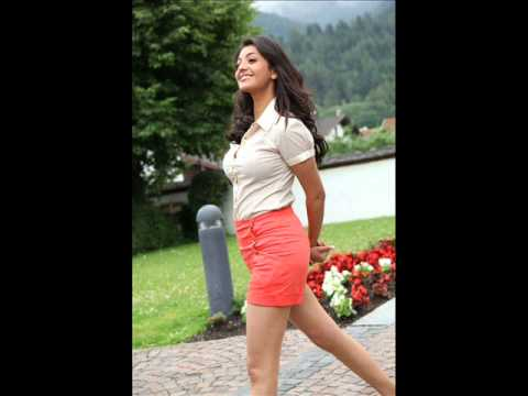 Kajal Agarwal Pics video