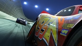 'Cars 3' Teaser Trailer: Lightning McQueen Crashes on the Race Track