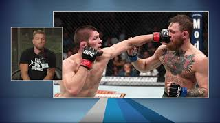 Pat McAfee and Rich Eisen Break Down UFC 229 Post-Fight Brawl   10/8/18
