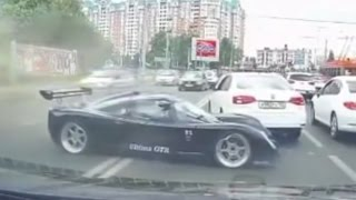 Fail Compilation of Driving in Russia AUGUST 2016 #43