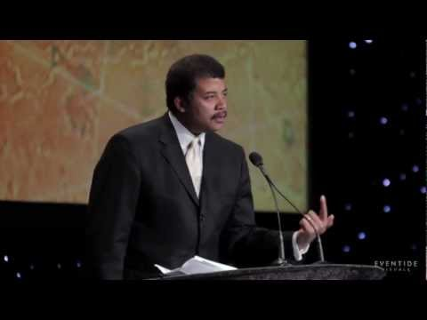 Neil DeGrasse Tyson - Keynote Speech - 28th National Space Symposium