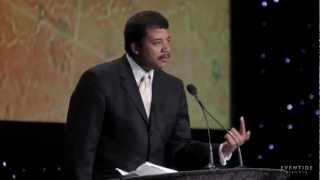 Neil DeGrasse Tyson - Keynote Speech - 28th National Space Symposium