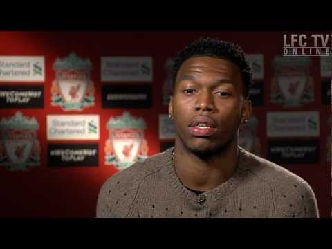 Sturridge's message to LFC fans