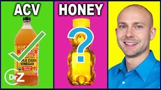 Apple Cider Vinegar And HONEY   Must Watch!