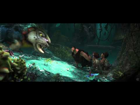 The Croods - Movie Trailer [HD]