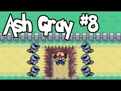 Pokemon Ash Gray Part  8 - Squirtle Squad! video