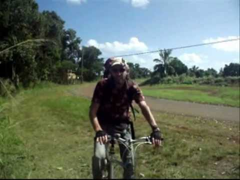 Hawaii Beach Biking Adventure! Budget Travel Trip on the Hawaiian Islands