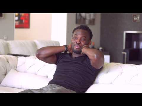 Michael Essien on moving to Chelsea and the half naked fan.