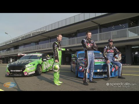 Crimsafe Endurance Countdown - Prodrive Racing Australia
