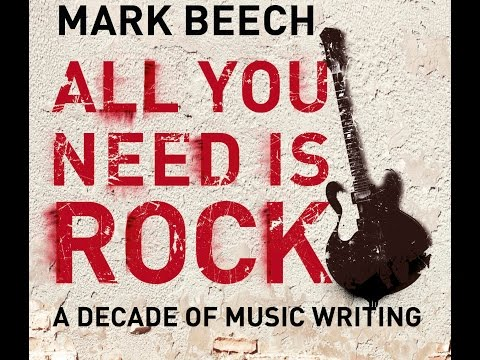 "Mark Beech ""All You Need Is Rock"" Talk Radio Europe Interview"